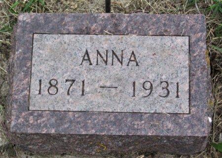 CHRISTOFERSON, ANNA - Day County, South Dakota | ANNA CHRISTOFERSON - South Dakota Gravestone Photos
