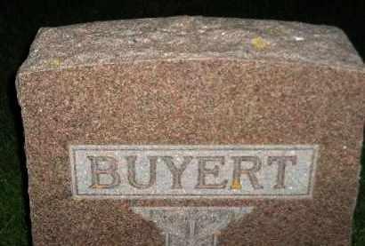 BUYERT, FAMILY STONE - Deuel County, South Dakota   FAMILY STONE BUYERT - South Dakota Gravestone Photos