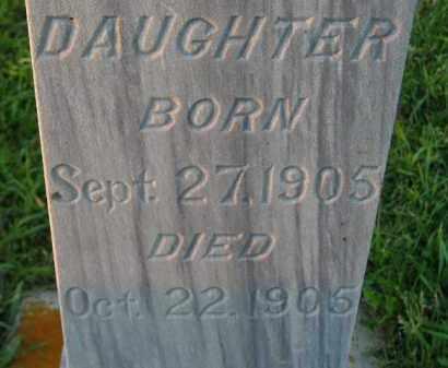 HOFTIEZER, DAUGHTER - Deuel County, South Dakota | DAUGHTER HOFTIEZER - South Dakota Gravestone Photos
