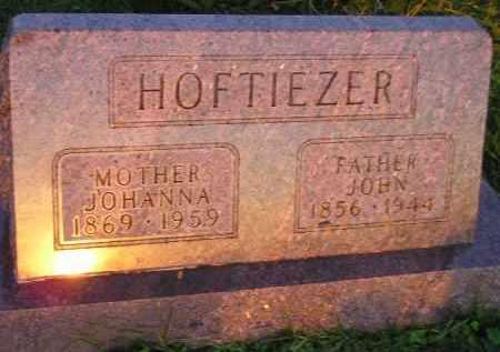 HOFTIEZER, JOHANNA - Deuel County, South Dakota | JOHANNA HOFTIEZER - South Dakota Gravestone Photos
