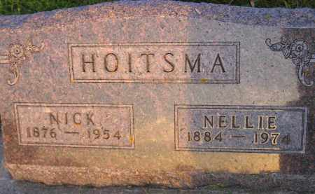 HOITSMA, NELLIE - Deuel County, South Dakota | NELLIE HOITSMA - South Dakota Gravestone Photos
