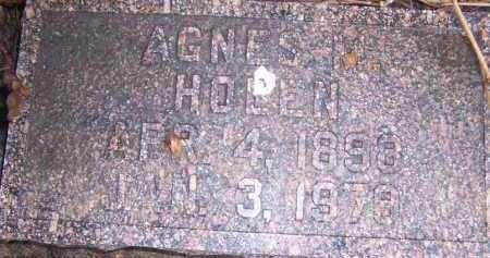 HOLEN, AGNES M. - Deuel County, South Dakota   AGNES M. HOLEN - South Dakota Gravestone Photos
