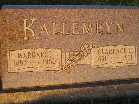 KALLEMEYN, CLARENCE E. - Deuel County, South Dakota | CLARENCE E. KALLEMEYN - South Dakota Gravestone Photos