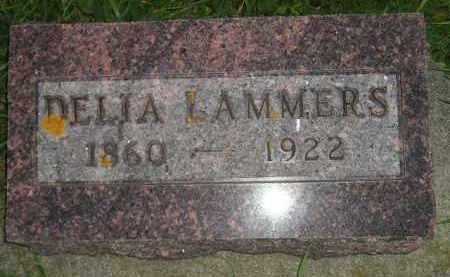 LAMMERS, DELIA - Deuel County, South Dakota | DELIA LAMMERS - South Dakota Gravestone Photos