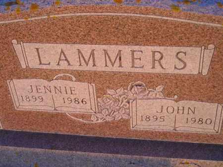 LAMMERS, JOHN - Deuel County, South Dakota | JOHN LAMMERS - South Dakota Gravestone Photos