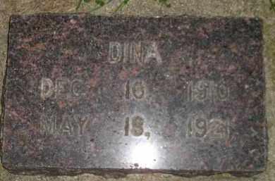 TE KRONY LANTINGA, DINA - Deuel County, South Dakota | DINA TE KRONY LANTINGA - South Dakota Gravestone Photos