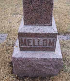 MELLOM, . - Deuel County, South Dakota   . MELLOM - South Dakota Gravestone Photos