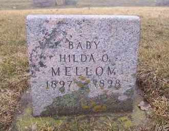 MELLOM, HILDA O - Deuel County, South Dakota | HILDA O MELLOM - South Dakota Gravestone Photos