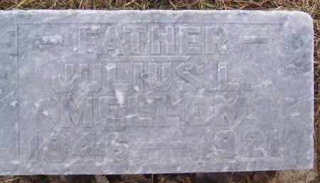 MELLOM, JULIUS L. - Deuel County, South Dakota | JULIUS L. MELLOM - South Dakota Gravestone Photos