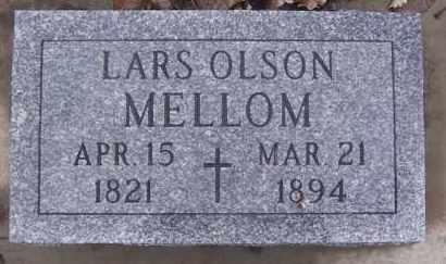 MELLOM, LARS OLSON - Deuel County, South Dakota | LARS OLSON MELLOM - South Dakota Gravestone Photos