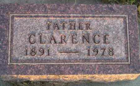 PRANGE, CLARENCE - Deuel County, South Dakota | CLARENCE PRANGE - South Dakota Gravestone Photos
