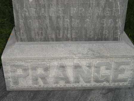 PRANGE, GRACE - Deuel County, South Dakota | GRACE PRANGE - South Dakota Gravestone Photos