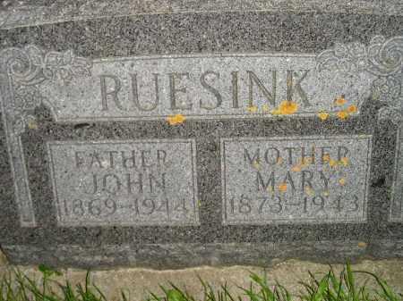 RUESINK, JOHN - Deuel County, South Dakota | JOHN RUESINK - South Dakota Gravestone Photos