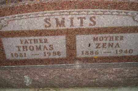 SMITS, THOMAS - Deuel County, South Dakota | THOMAS SMITS - South Dakota Gravestone Photos