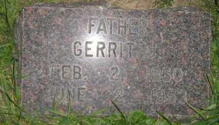 TE KRONY, GERRIT J. - Deuel County, South Dakota | GERRIT J. TE KRONY - South Dakota Gravestone Photos