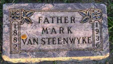 VAN STEENWYKE, MARK - Deuel County, South Dakota | MARK VAN STEENWYKE - South Dakota Gravestone Photos