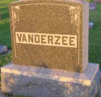 VANDERZEE, FAMILY STONE - Deuel County, South Dakota   FAMILY STONE VANDERZEE - South Dakota Gravestone Photos
