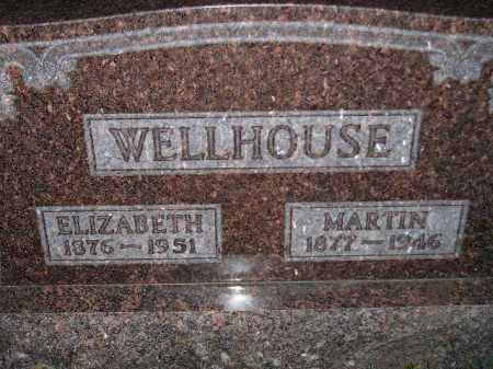 WELLHOUSE, ELIZABETH - Deuel County, South Dakota | ELIZABETH WELLHOUSE - South Dakota Gravestone Photos