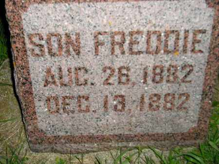 WELLHOUSE, FREDDIE - Deuel County, South Dakota | FREDDIE WELLHOUSE - South Dakota Gravestone Photos