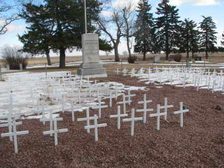 *MILITARY, CROSSES - Douglas County, South Dakota | CROSSES *MILITARY - South Dakota Gravestone Photos