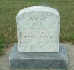 THURINGER, ANNA - Douglas County, South Dakota | ANNA THURINGER - South Dakota Gravestone Photos