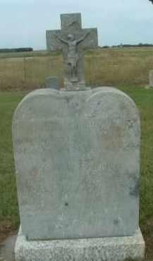 THURINGER, JOHAN - Douglas County, South Dakota | JOHAN THURINGER - South Dakota Gravestone Photos