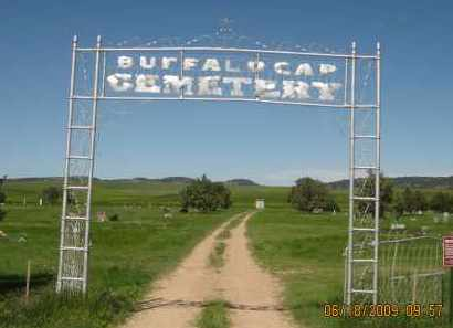 *BUFFALO GAP CEMETERY, FRONT GATE - Fall River County, South Dakota   FRONT GATE *BUFFALO GAP CEMETERY - South Dakota Gravestone Photos