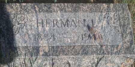 BETTS, HERMAN L. - Fall River County, South Dakota | HERMAN L. BETTS - South Dakota Gravestone Photos