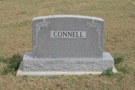 CONNELL, FAMILY STONE - Fall River County, South Dakota | FAMILY STONE CONNELL - South Dakota Gravestone Photos