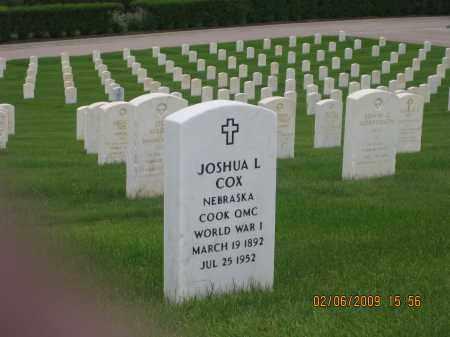 COX, JOSHUA  L. - Fall River County, South Dakota | JOSHUA  L. COX - South Dakota Gravestone Photos