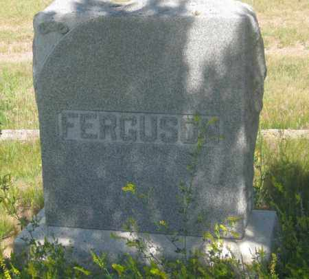 FERGUSON, FAMILY STONE - Fall River County, South Dakota | FAMILY STONE FERGUSON - South Dakota Gravestone Photos