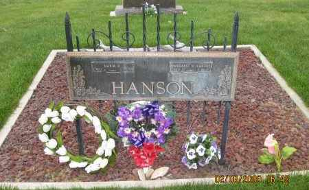 HANSON, MARGARET  M. - Fall River County, South Dakota | MARGARET  M. HANSON - South Dakota Gravestone Photos