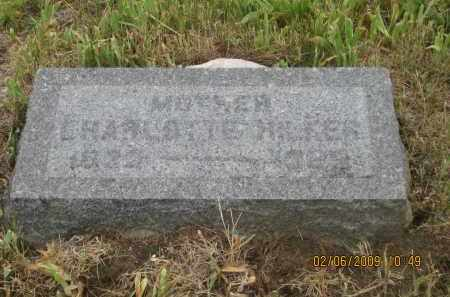 HILKER, CHARLOTTE - Fall River County, South Dakota | CHARLOTTE HILKER - South Dakota Gravestone Photos