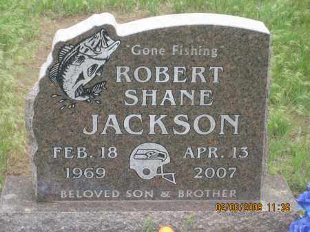 JACKSON, ROBERT SHANE - Fall River County, South Dakota | ROBERT SHANE JACKSON - South Dakota Gravestone Photos