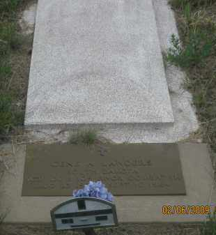 LANDERS, GENE A. - Fall River County, South Dakota | GENE A. LANDERS - South Dakota Gravestone Photos