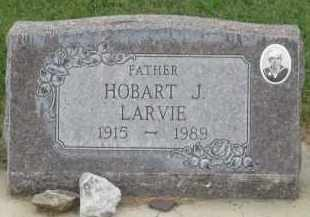 LARVIE, HOBART  J. - Fall River County, South Dakota | HOBART  J. LARVIE - South Dakota Gravestone Photos