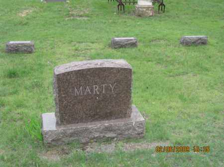 MARTY, FAMILY STONE - Fall River County, South Dakota | FAMILY STONE MARTY - South Dakota Gravestone Photos