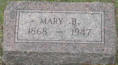 MARTY, MARY  B. - Fall River County, South Dakota | MARY  B. MARTY - South Dakota Gravestone Photos