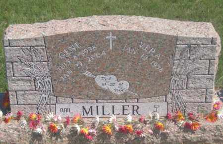 MILLER, VERA - Fall River County, South Dakota | VERA MILLER - South Dakota Gravestone Photos