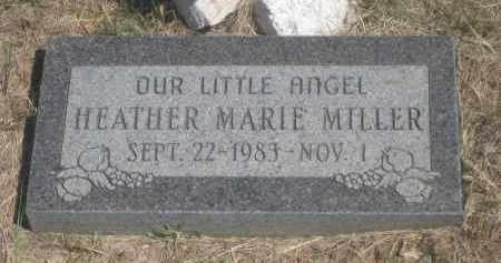 MILLER, HEATHER MARIE - Fall River County, South Dakota | HEATHER MARIE MILLER - South Dakota Gravestone Photos