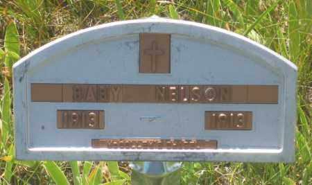 NELSON, BABY - Fall River County, South Dakota | BABY NELSON - South Dakota Gravestone Photos