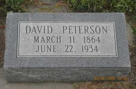 PETERSON, DAVID - Fall River County, South Dakota | DAVID PETERSON - South Dakota Gravestone Photos