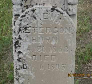 PETERSON, SAVENA - Fall River County, South Dakota   SAVENA PETERSON - South Dakota Gravestone Photos