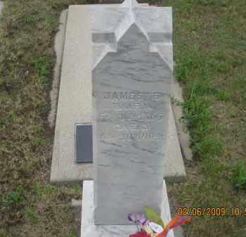 PETTY, JAMES E. - Fall River County, South Dakota | JAMES E. PETTY - South Dakota Gravestone Photos
