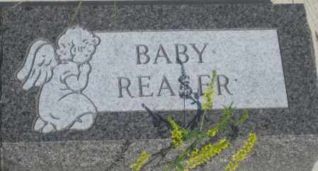 REASER, BABY - Fall River County, South Dakota | BABY REASER - South Dakota Gravestone Photos