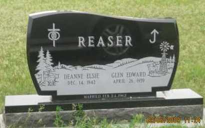 REASER, GLEN EDWARD - Fall River County, South Dakota | GLEN EDWARD REASER - South Dakota Gravestone Photos
