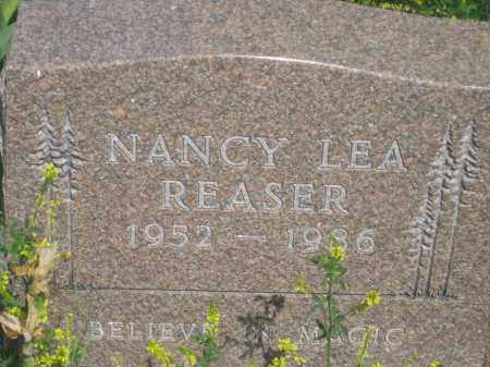 REASER, NANCY  LEA - Fall River County, South Dakota | NANCY  LEA REASER - South Dakota Gravestone Photos
