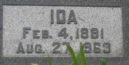 ROBINS, IDA - Fall River County, South Dakota | IDA ROBINS - South Dakota Gravestone Photos