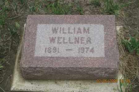 WELLNER, WILLIAM - Fall River County, South Dakota | WILLIAM WELLNER - South Dakota Gravestone Photos