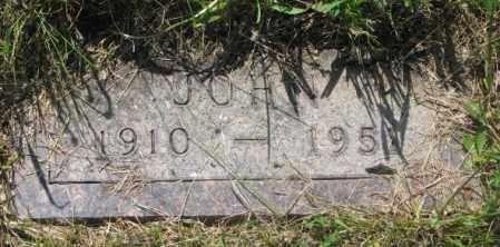 BENTZ, JOHN - Gregory County, South Dakota | JOHN BENTZ - South Dakota Gravestone Photos